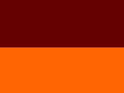 Designing with color - Burnt orange color scheme ...